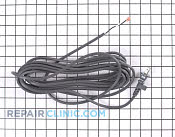 Power Cord - Part # 582036 Mfg Part # 4369696