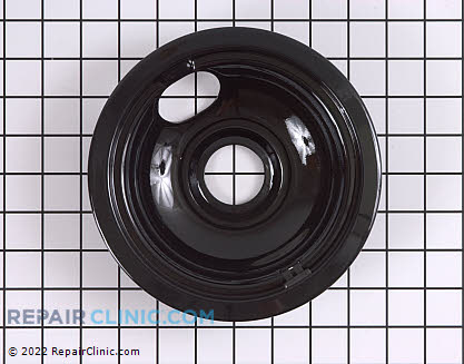 6 Inch Burner Drip Bowl 5303935055 Main Product View