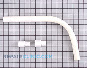 Gas Tube or Connector - Part # 611437 Mfg Part # 5300806993
