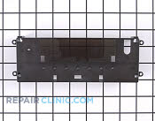 Lens, clock - Part # 1790 Mfg Part # 7730P005-60