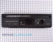 Control  Panel - Part # 272900 Mfg Part # WD34X1140