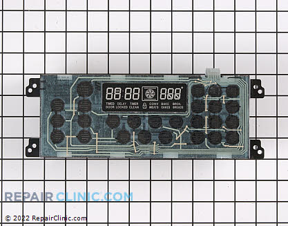 Oven Control Board 316207602       Main Product View