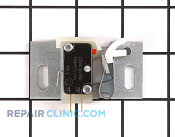 Push Button Switch - Part # 2481 Mfg Part # 37476P01