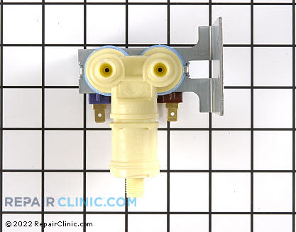 Water Inlet Valve 12544101 Main Product View
