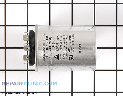 Capacitor 160500710166 Main Product View
