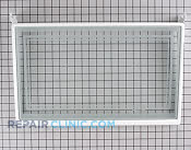 Glass Shelf - Part # 1467769 Mfg Part # 7005162