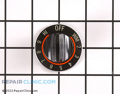 Control Knob (OEM)  WB3X5762 - $27.55