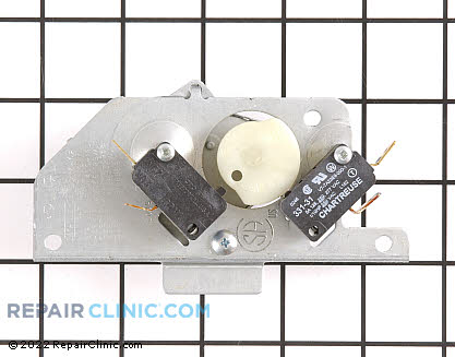 Whirlpool Door Latch Motor and Switch Assembly
