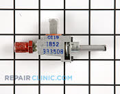 Surface Burner Valve - Part # 252364 Mfg Part # WB21X483