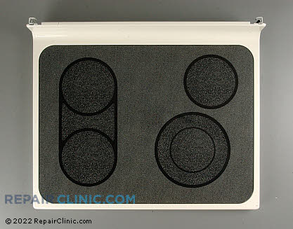 Glass Cooktop WB62T10044 Main Product View