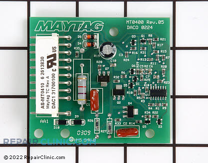 Maytag Washing Machine Temperature Control Board