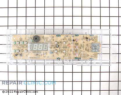 Oven Control Board (OEM)  WB50T10043, 824274