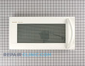 Microwave Oven Door - Part # 1913370 Mfg Part # CDORFB246MRK0