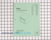 Mnl, parts-comm'l mi - Part # 219189 Mfg Part # RP2230001