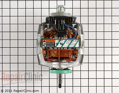Magic Chef Drive Motor Assembly with Pulley