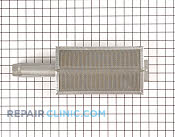 Broil burner assy - Part # 324108 Mfg Part # 0054070