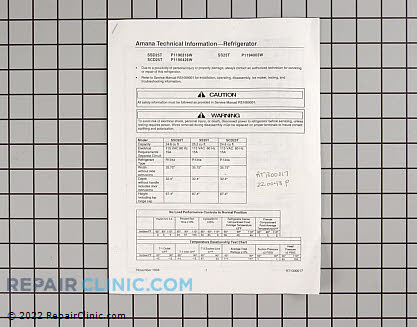 Tech sheet RT1300017 Main Product View