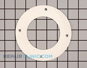 Gasket, oven light lens - Part # 756442 Mfg Part # 83087