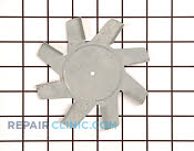 Cooling fan - Part # 264604 Mfg Part # WB6X347