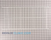Shelf-freezer, fixed/flat, full width, wire - Part # 626674 Mfg Part # 5303283031