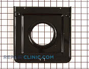Burner Drip Pan - Part # 354 Mfg Part # 316011402