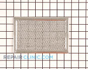 Grease Filter - Part # 258 Mfg Part # 4358853
