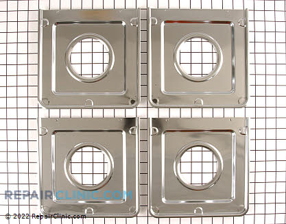 Burner Drip Pan 316021203       Main Product View