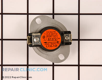 Cycling Thermostat (OEM)  Y61372