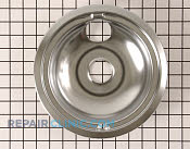 8 Inch Burner Drip Bowl - Part # 17 Mfg Part # WB31M15