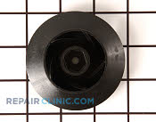 Wash Impeller - Part # 487 Mfg Part # 5300809918