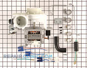 Pump and Motor Assembly - Part # 820985 Mfg Part # WD26X10013
