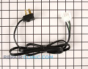 Power cord - Part # 1240421 Mfg Part # Y0306654