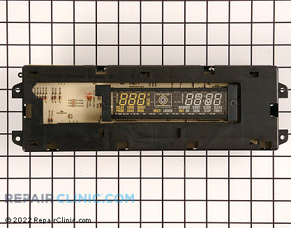 Oven Control Board WB27K10059      Main Product View