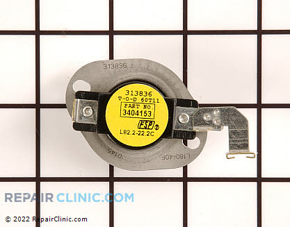 High Limit Thermostat (OEM)  3404153