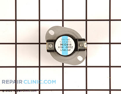 Cycling Thermostat WE4X607 Main Product View