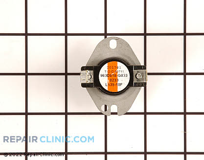 Cycling Thermostat (OEM)  WE4X608 - $87.90