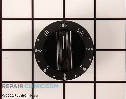 Control Knob 316123303 Main Product View