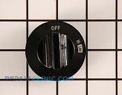 Control Knob - Part # 1496 Mfg Part # 74002353