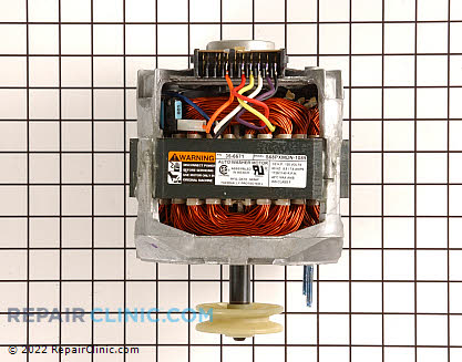 Drive Motor 21001950 Main Product View