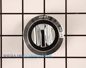 Control Knob - Part # 1332 Mfg Part # 7711P151-60