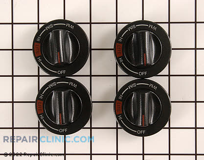Control Knob Kit (OEM)  12500061 - $52.65