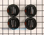 Control Knob Kit - Part # 2012 Mfg Part # 12500061