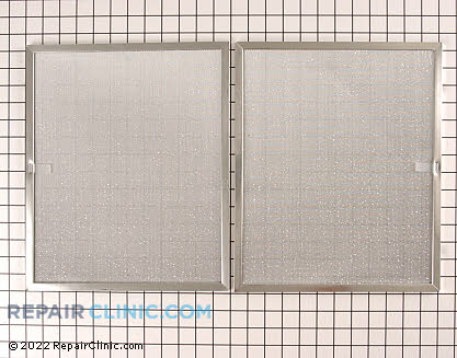 Grease Filter (OEM)  S99010302 - $53.20