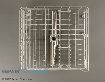 Upper Dishrack Assembly (OEM)  WD28X10123