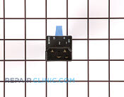 Heat Selector Switch - Part # 824425 Mfg Part # WH12X10098