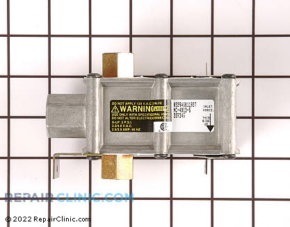 Oven Safety Valve (OEM)  WB20X126