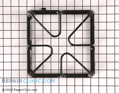 Burner Grate (OEM)  WB31K10034 - $47.00