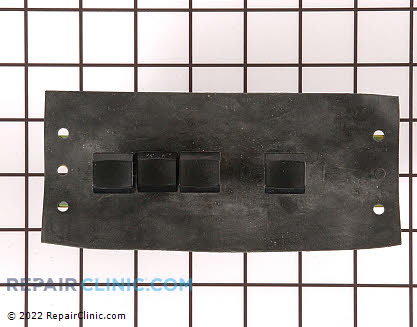 Push Button Switch (OEM)  W10330137 - $92.80