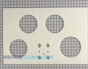 Cooktop - Part # 1042853 Mfg Part # 142934