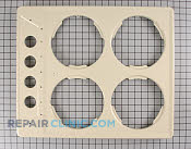 Cooktop - Part # 231568 Mfg Part # R0703270